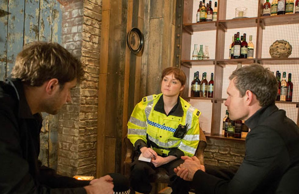 Coronation Street 06/03 - Desperate times call for desperate measures