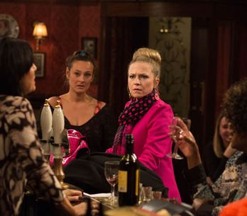 Eastenders 02/03 - The police deliver worrying news about Dean