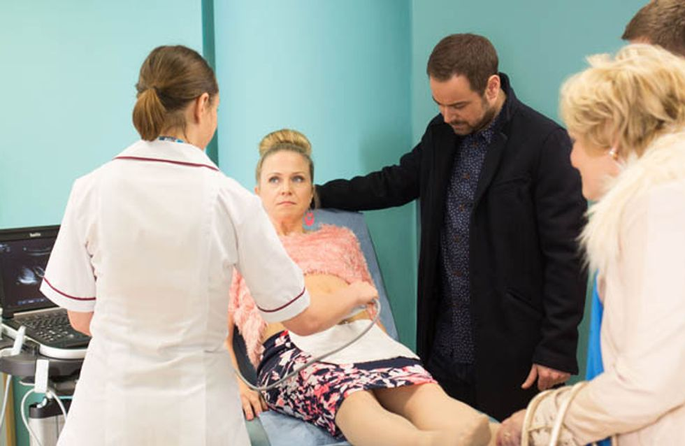 Eastenders 03/03 - It's the day of Linda's scan