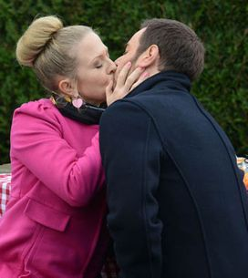 Eastenders 06/03 - A hungover Kat panics when Social Services call