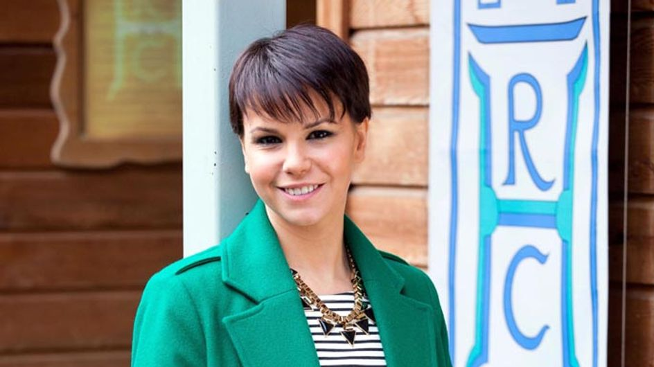 Hollyoaks 02/03 - Nancy gets too close for comfort and provokes an emotional outburst from a village resident