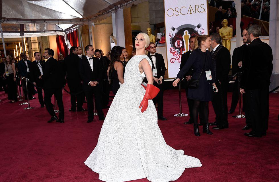 Les meilleures parodies de la tenue de Lady Gaga aux Oscars 2015