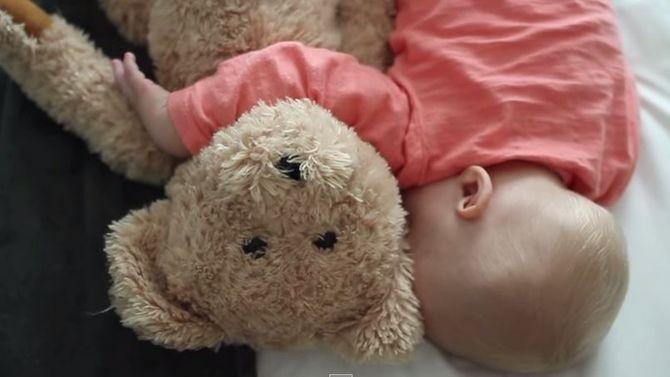 Laisser bébé dormir et s'enfuir en quatre leçons