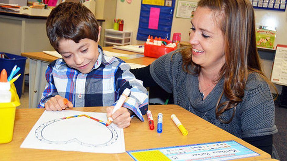 So mutig: Diese Lehrerin möchte ihrem 6-jährigen Schüler eine Niere spenden