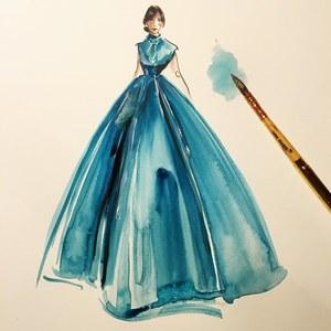 L'outfit di di Felicity Jones ai Golden Globe 2015