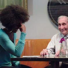 L'étonnante rencontre entre des jeunes femmes cherchant l'amour et un papy de 89 ans (Vidéo)