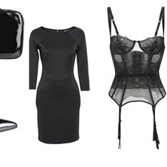 Playing Dress Up! Fifty Shades Of Grey Inspired Outfits