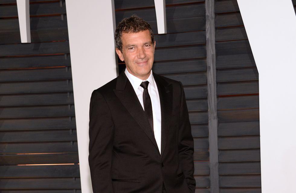 ¿Se vieron las caras Antonio Banderas y Melanie Griffith en los Oscar?