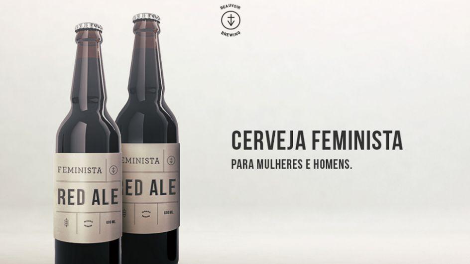 Vai um gole de cerveja feminista aí? Publicitárias criam bebida para discutir machismo e igualdade
