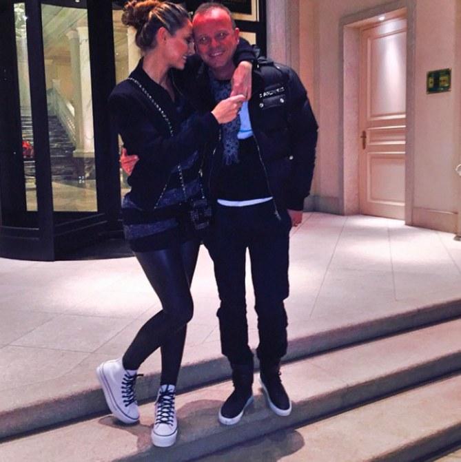 Anna Tatangelo e Gigi D'Alessio