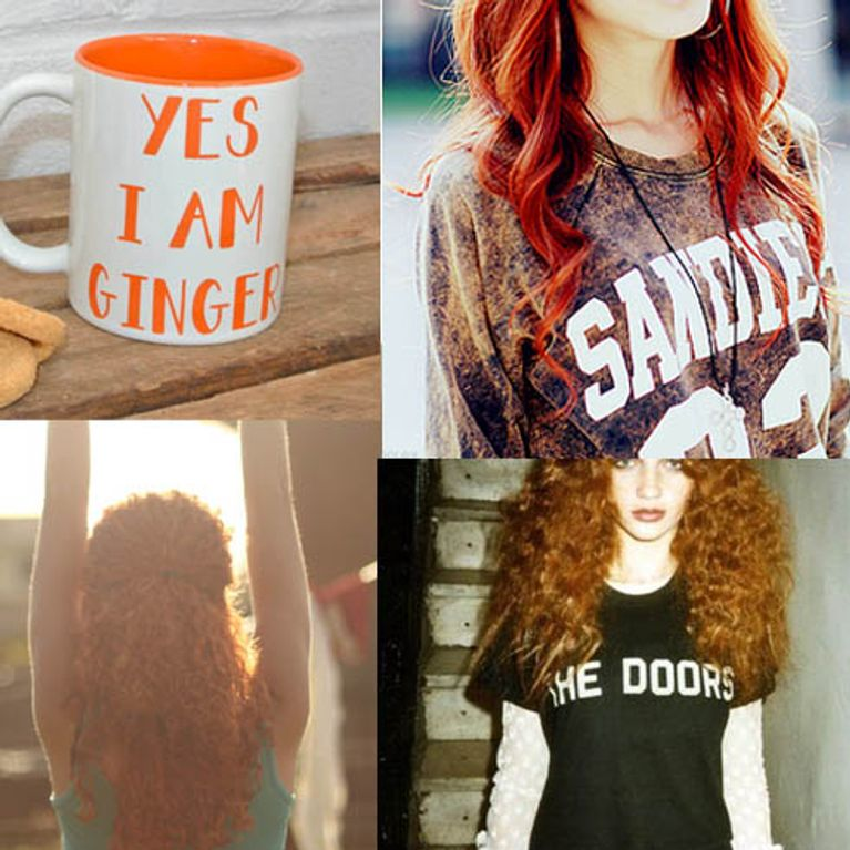 461bc9de8 20 Gifts For The Precious Ginger In Your Life