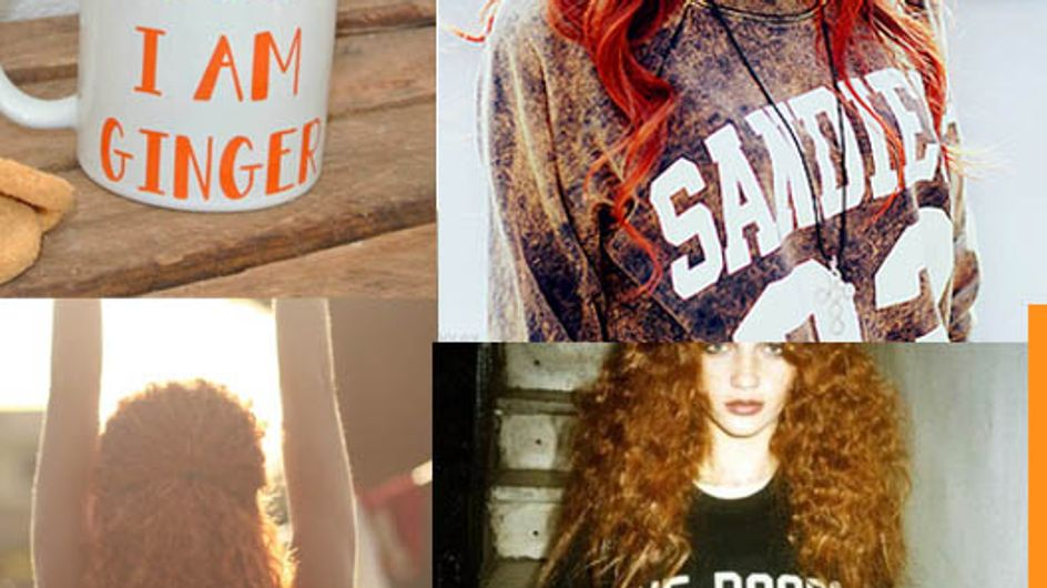 20 Gifts For The Precious Ginger In Your Life
