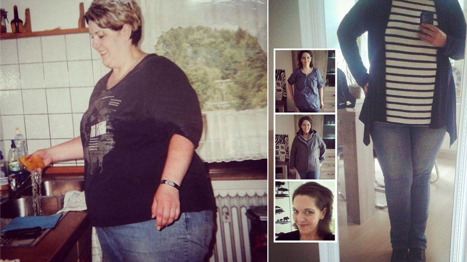 Über 50 Kilo weg! So hat Jessi endlich abgenommen