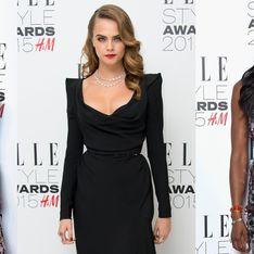 Cara Delevingne, Naomi Campbell... Zoom sur les looks des Elle Style Awards