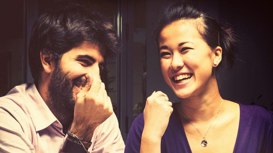 Schluss mit der Stille beim Date: 10 geniale Möglichkeiten ein Gespräch zu beginnen!