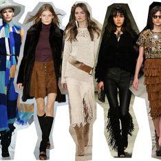 Como adotar a tendência 70's, segundo as fashion weeks internacionais