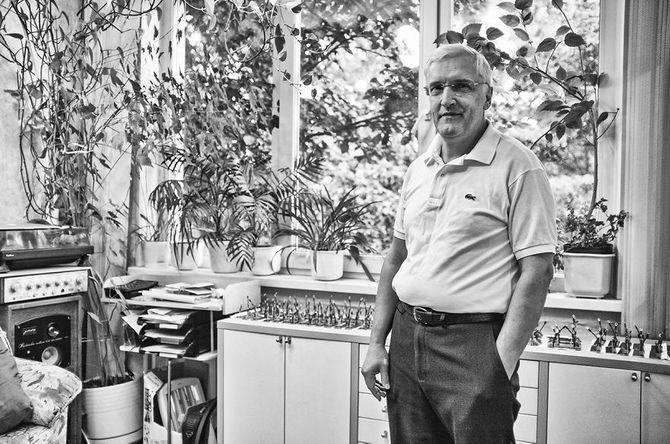 Sergey, 60 Jahre, liebt das Fotografieren und Reisen.