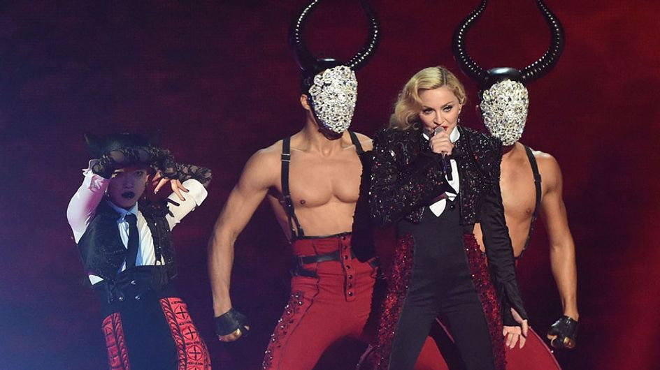 Madonna's Epic Fall And Everything Else That Happened At The Brit Awards 2015