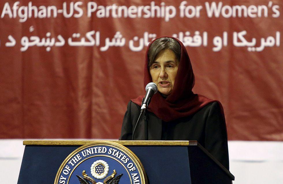 Rula Ganhi invita a las mujeres afganas exiliadas en EE.UU a volver a su país