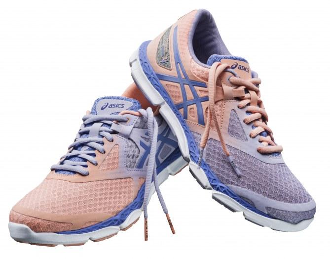 Running Asics éd. limitée Marathon de Paris