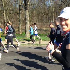 A 42 ans, elle se met au sport, à 45, elle se lance un grand défi