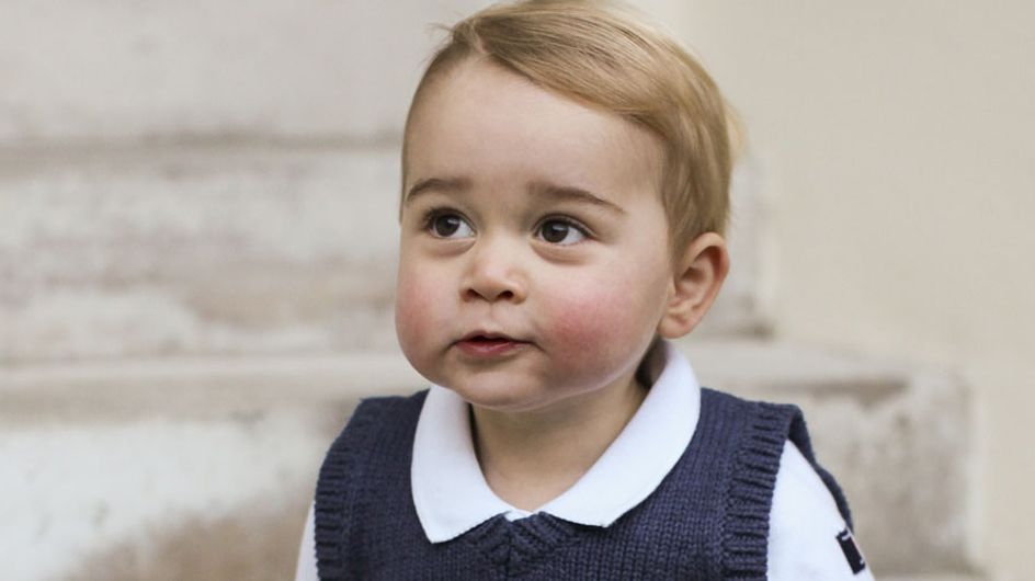 14 Ways Prince George Will Be One Amazing Big Brother