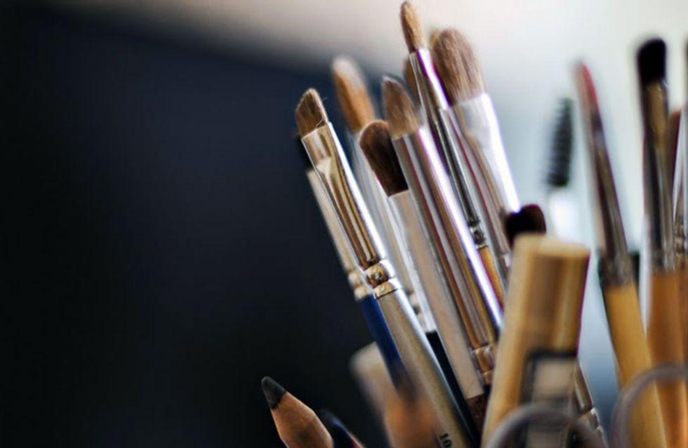 Flawless: guia esperto de pincéis de maquiagem
