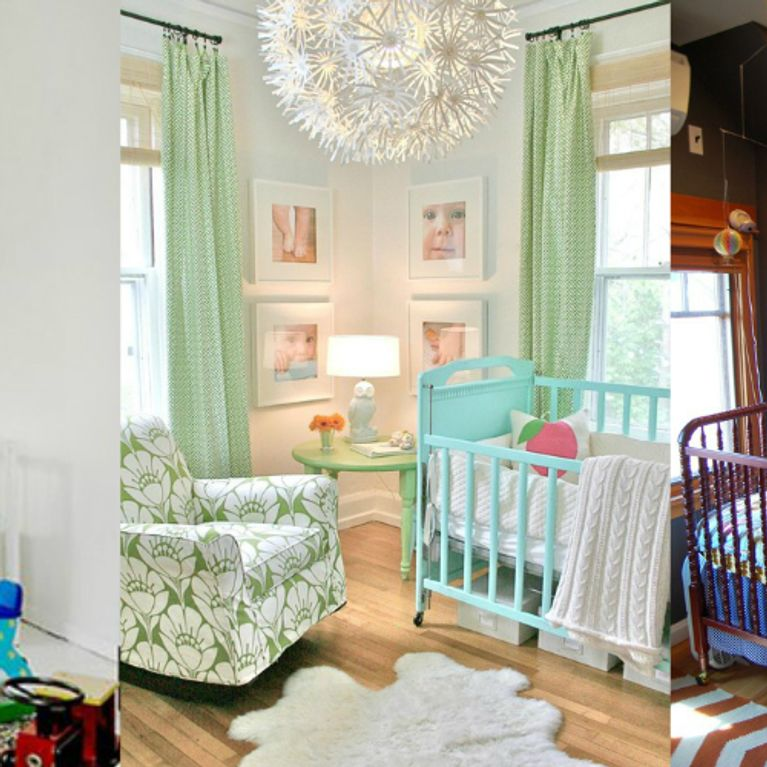 Tips For Decorating A Small Nursery: 30 Cute Ideas For A Unisex Nursery