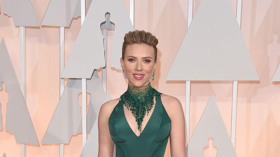Scarlett Johansson hat Ärger mit dem Gesetz