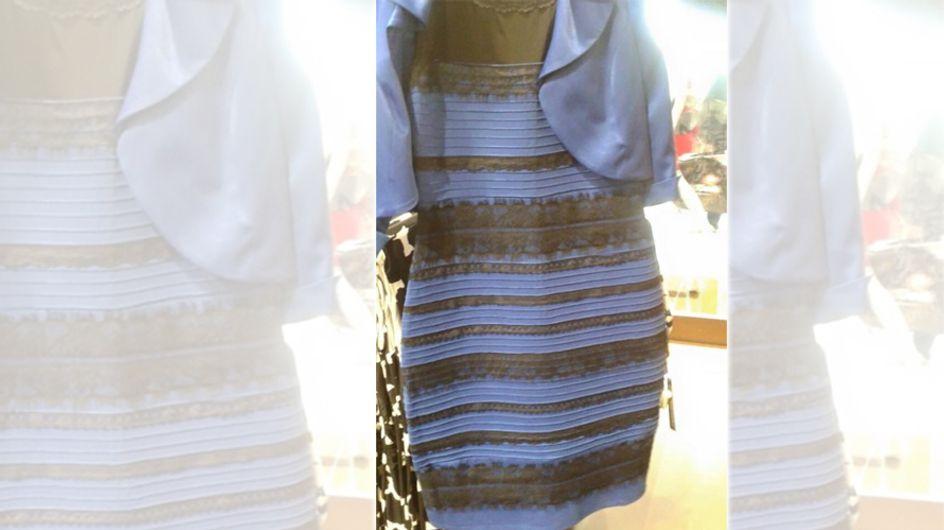 Das Internet steht Kopf! Welche Farben hat dieses Kleid tatsächlich?