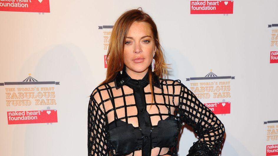 Lindsay Lohan est notre pire look de la semaine