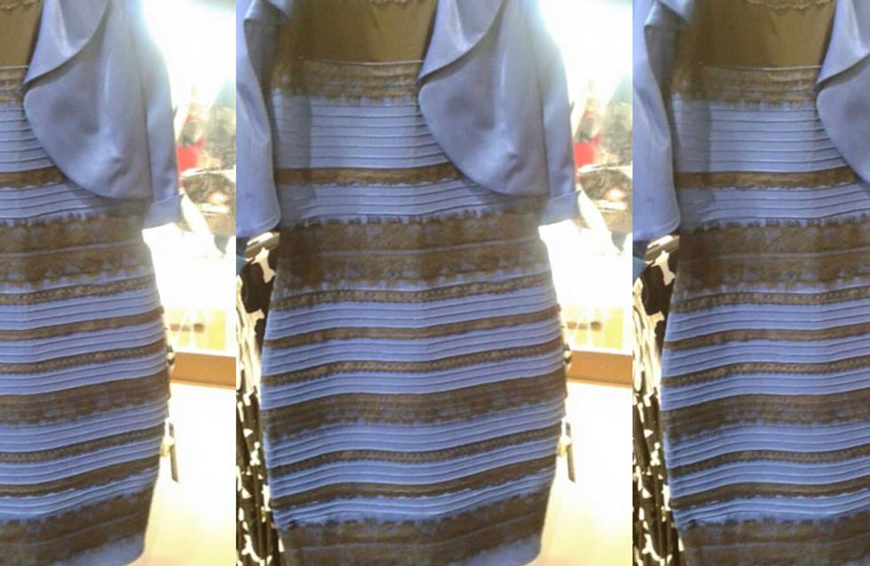 What Colour Do You See? Why The Internet Is Freaking Out Over This Dress
