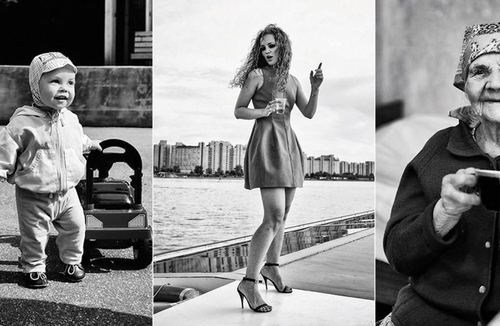 Beeindruckendes Fotoprojekt: Wovon träumt man noch mit 100?