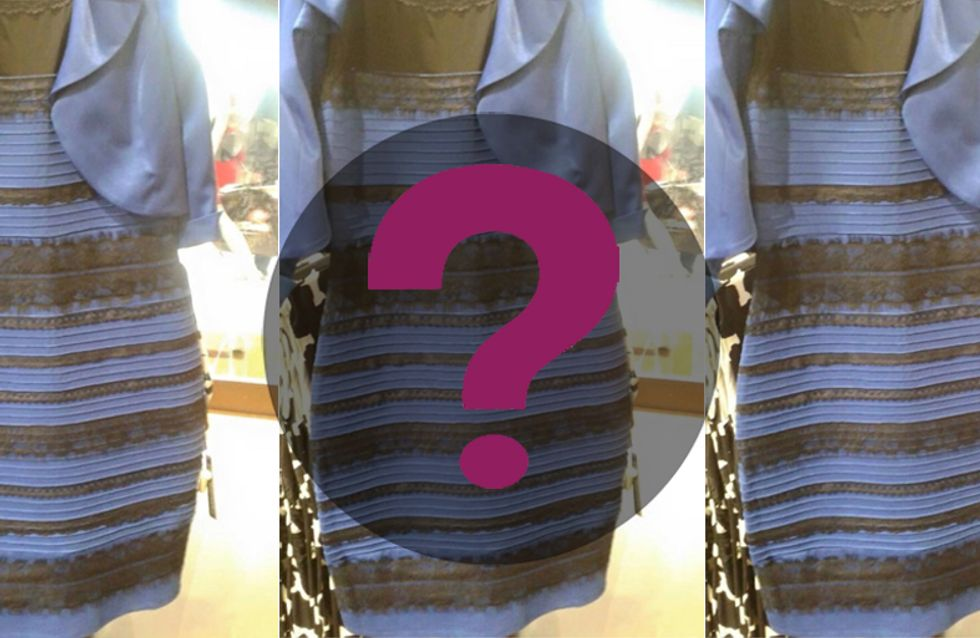 Guarda subito la foto che sta facendo parlare il web: e tu, di che colore vedi questo vestito?