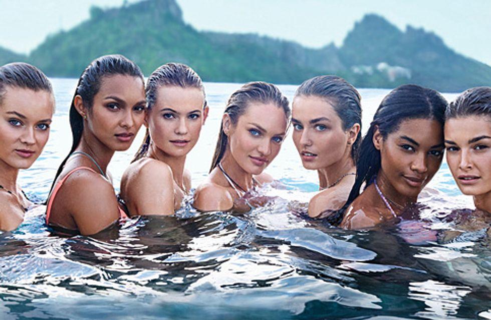 Les conseils sportifs des Anges de Victoria's Secret pour être au top cet été
