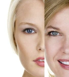 La verità sui segni dell'età: non solo rughe. C'è anche la perdita di volume