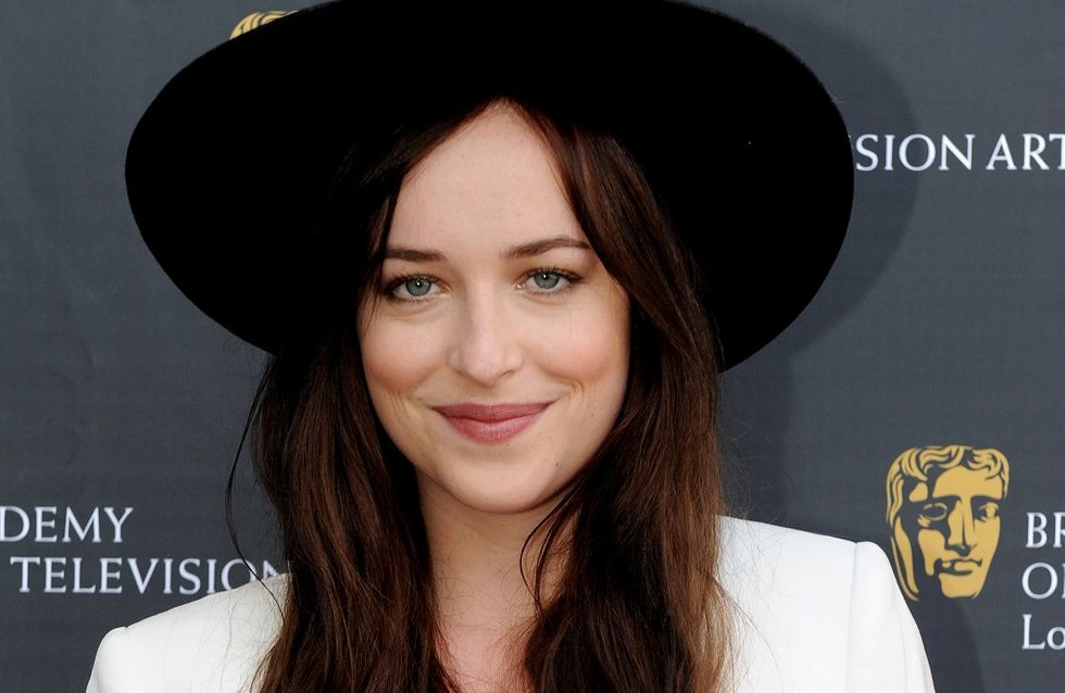 ​Dakota Johnson et ses beauty looks