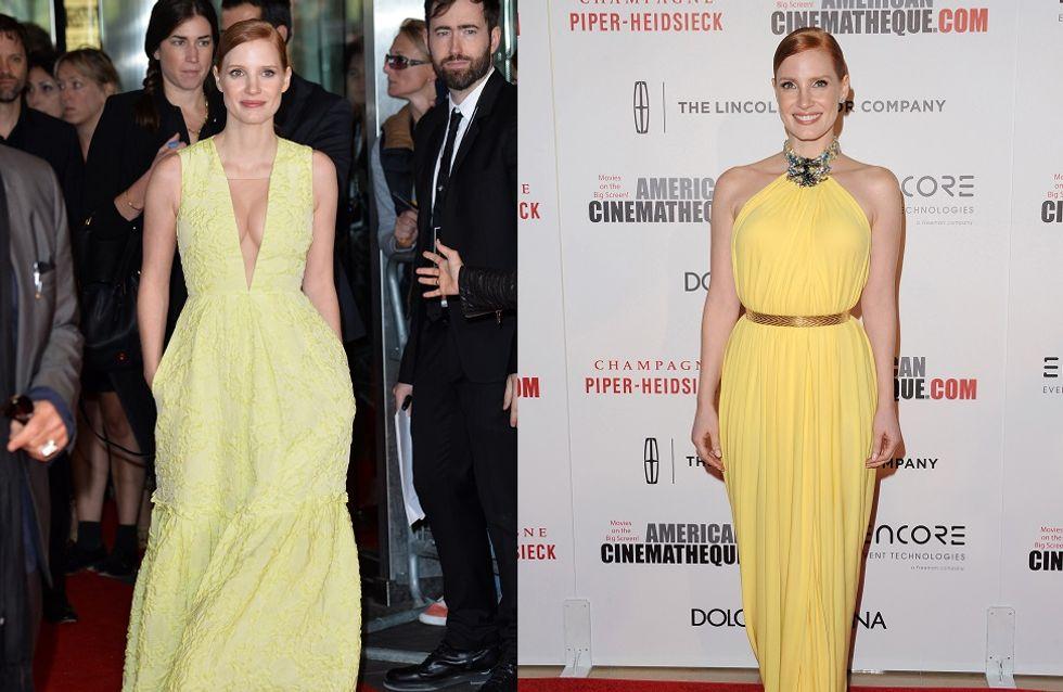 Les trois fashion obsessions de Jessica Chastain