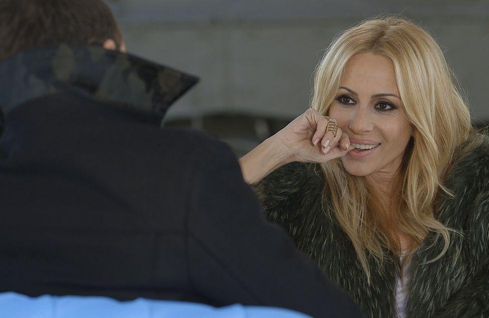Marta Sánchez se disculpa con Carlos Baute tras su enfrentamiento