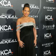 Alicia Keys dévoile une première photo de son fils Genesis