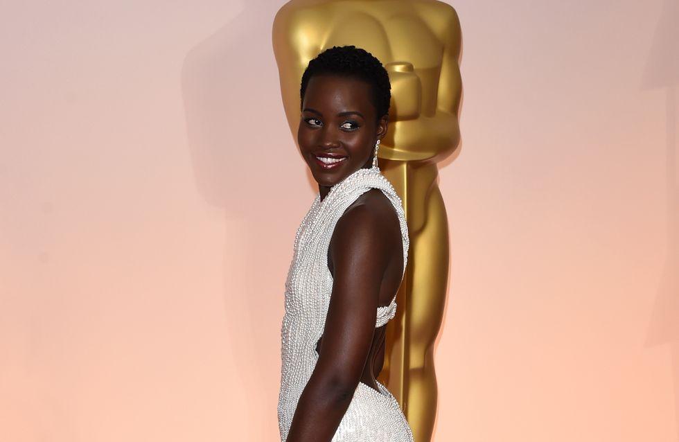 La robe de Lupita Nyong'o a déjà été retrouvée