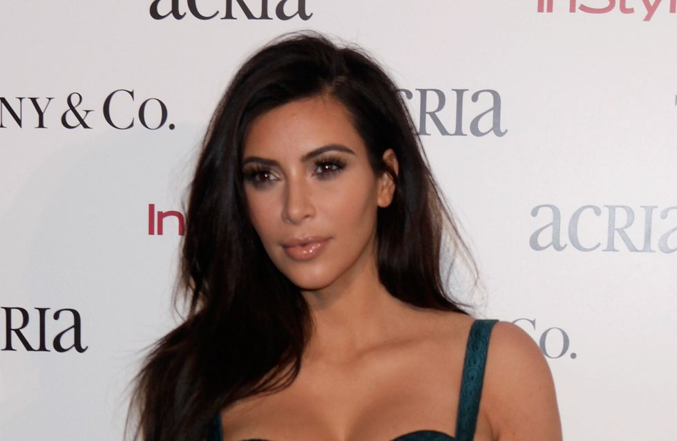Kim Kardashian sans maquillage sur Instagram (Photo)