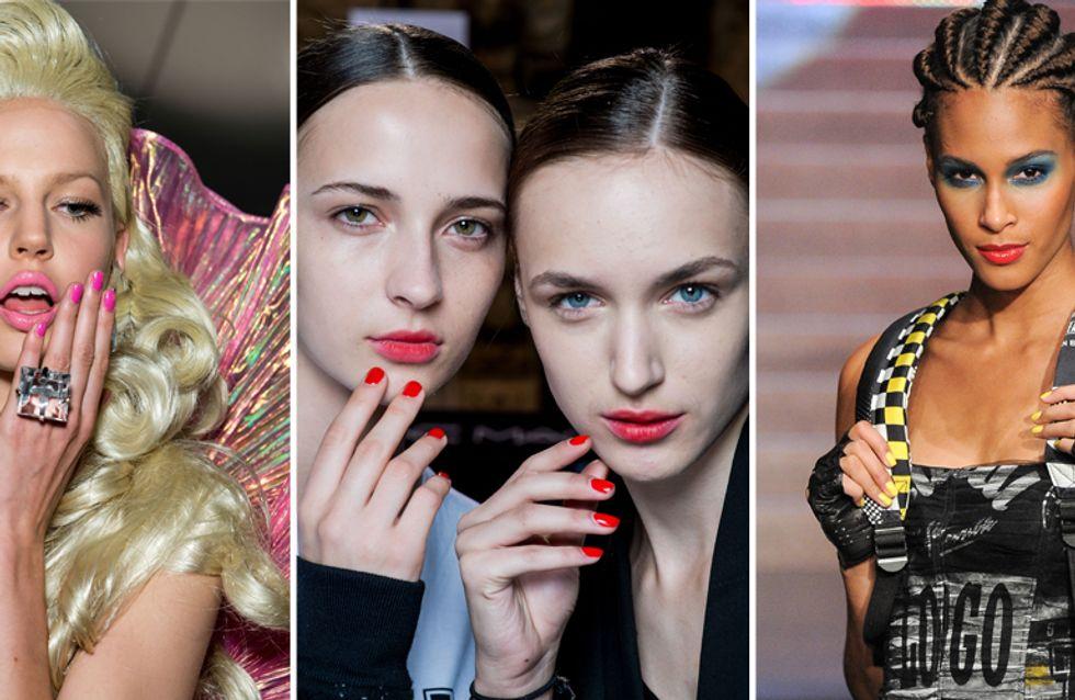 Smalti P/E 2015: tutti i colori di tendenza per le tue unghie. Quale sfoggerai?