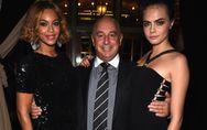 Beyoncé et Cara Delevingne réunies en studio ? (Photos)