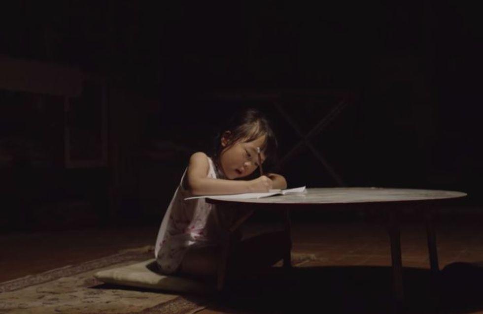 """""""Papa lügt"""": Dieser ehrliche Brief eines kleinen Mädchens geht jedem ans Herz"""