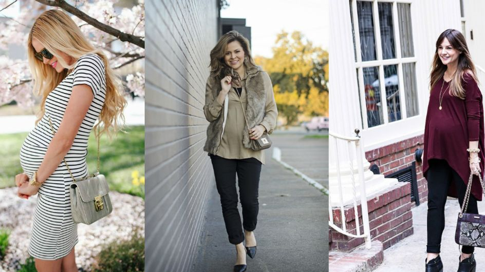 Forget About Frumpy: 25 Mums To Follow For Maternity Style Inspiration