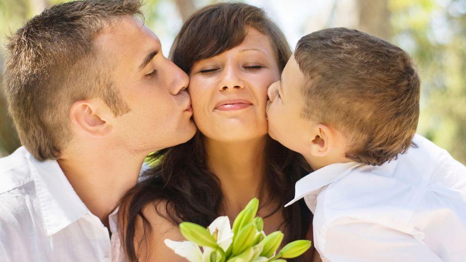 Se marier déjà parents : comment intégrer les enfants au jour J ?