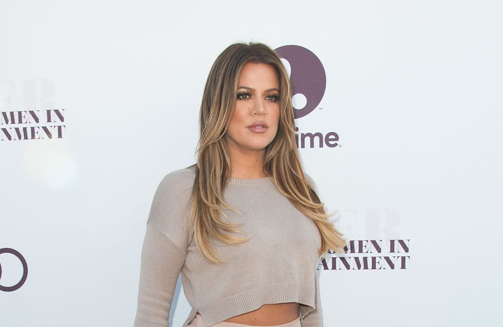 Khloé Kardashian change de tête (Photo)