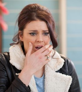 Hollyoaks 10/03 - Porsche's on the warpath