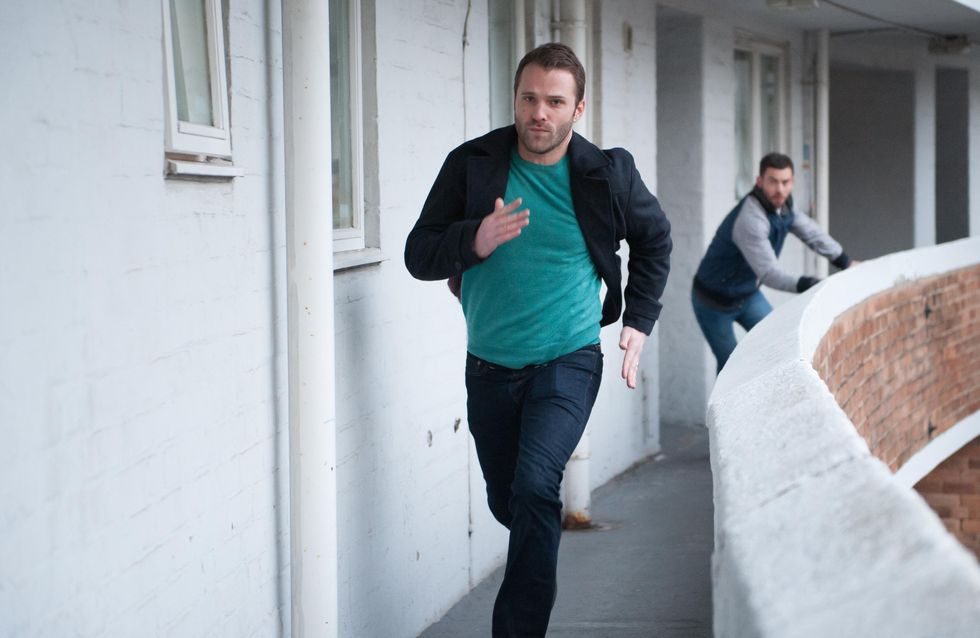 Hollyoaks 12/03 - Suspicious minds cause tension between colleagues at the hospital